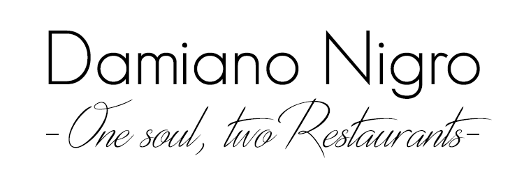 Damiano Nigro – One soul, two Restaurants